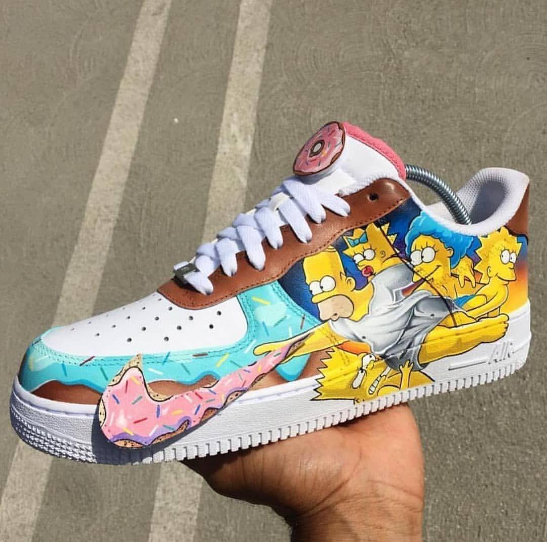 Custom nike shoes, Nike air force ones
