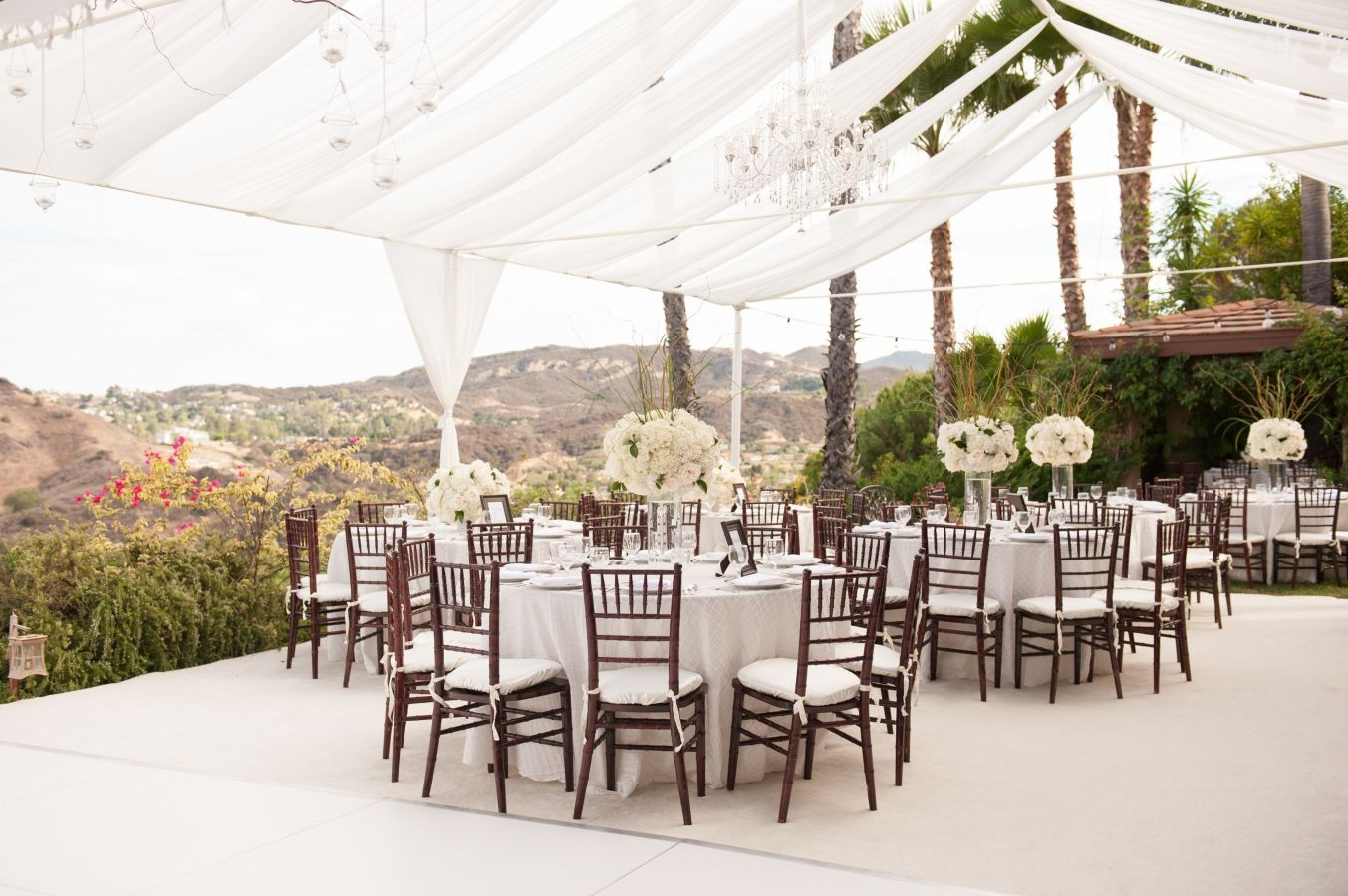 Wedding Decor Rental Los Angeles Classic I_0743 Vigen