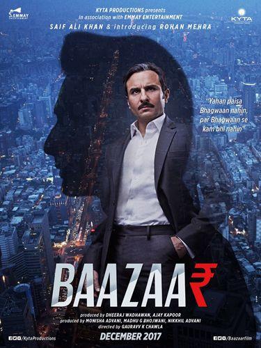 Bazaar Movie Poster Releasing 2018 Saifalikhan Bazaar Download