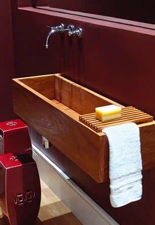 Arquiteto em Casa: Lavabos - 7 modelos de cubas para encantar suas visitas