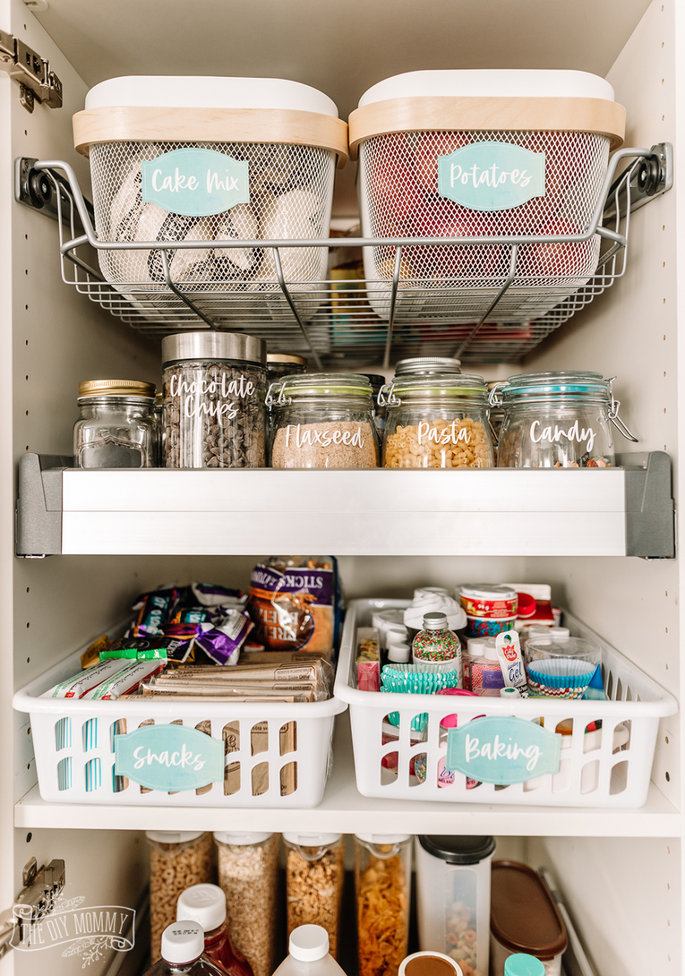 free printable pantry labels the diy mommy in 2020 on clever ideas for diy kitchen cabinet organization tips for organizers id=59155