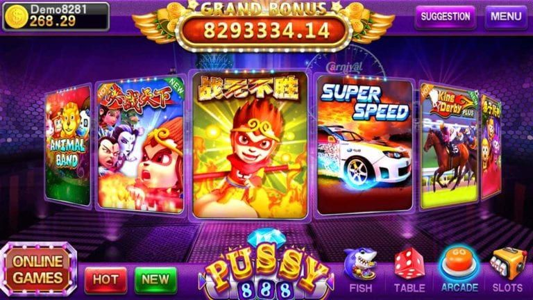 Pussy888 APK IOS Download | Register Pussy888 Malaysia