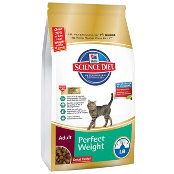 Hill S Science Diet Perfect Weight Cat Food Cat Food Coupons Hills Science Diet Dog Food Recipes