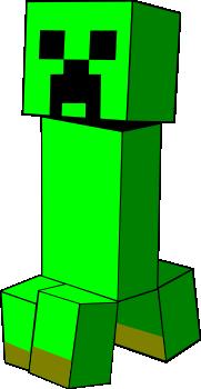 Minecraft Creeper Svg Cricut Creeper Minecraft