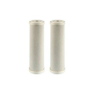 2 Pack Compatible Pre/&Post Filter Cartridges For GE Smart Water RO FX12P,FX12M