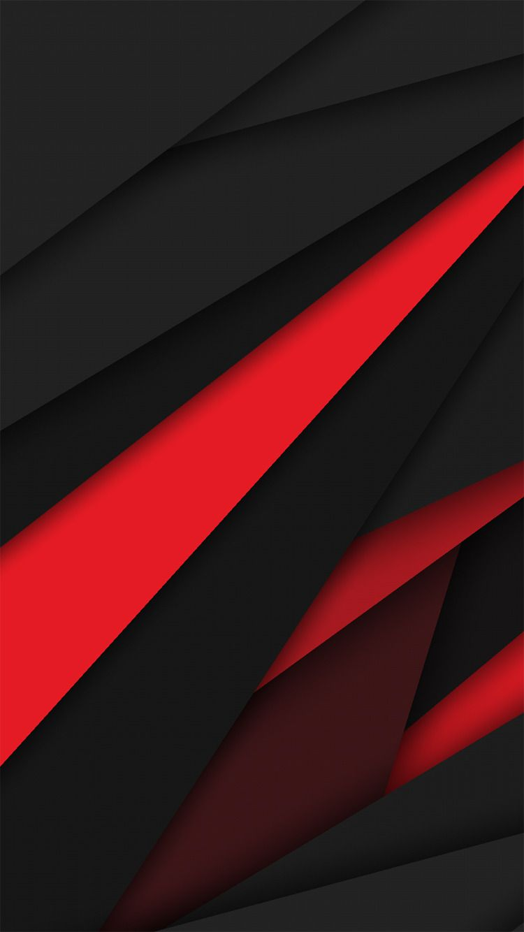 1334x750 Wallpapers And Backgrounds For Iphone 6 Abstract Wallpaper Red And Black Wallpaper Android Wallpaper Red
