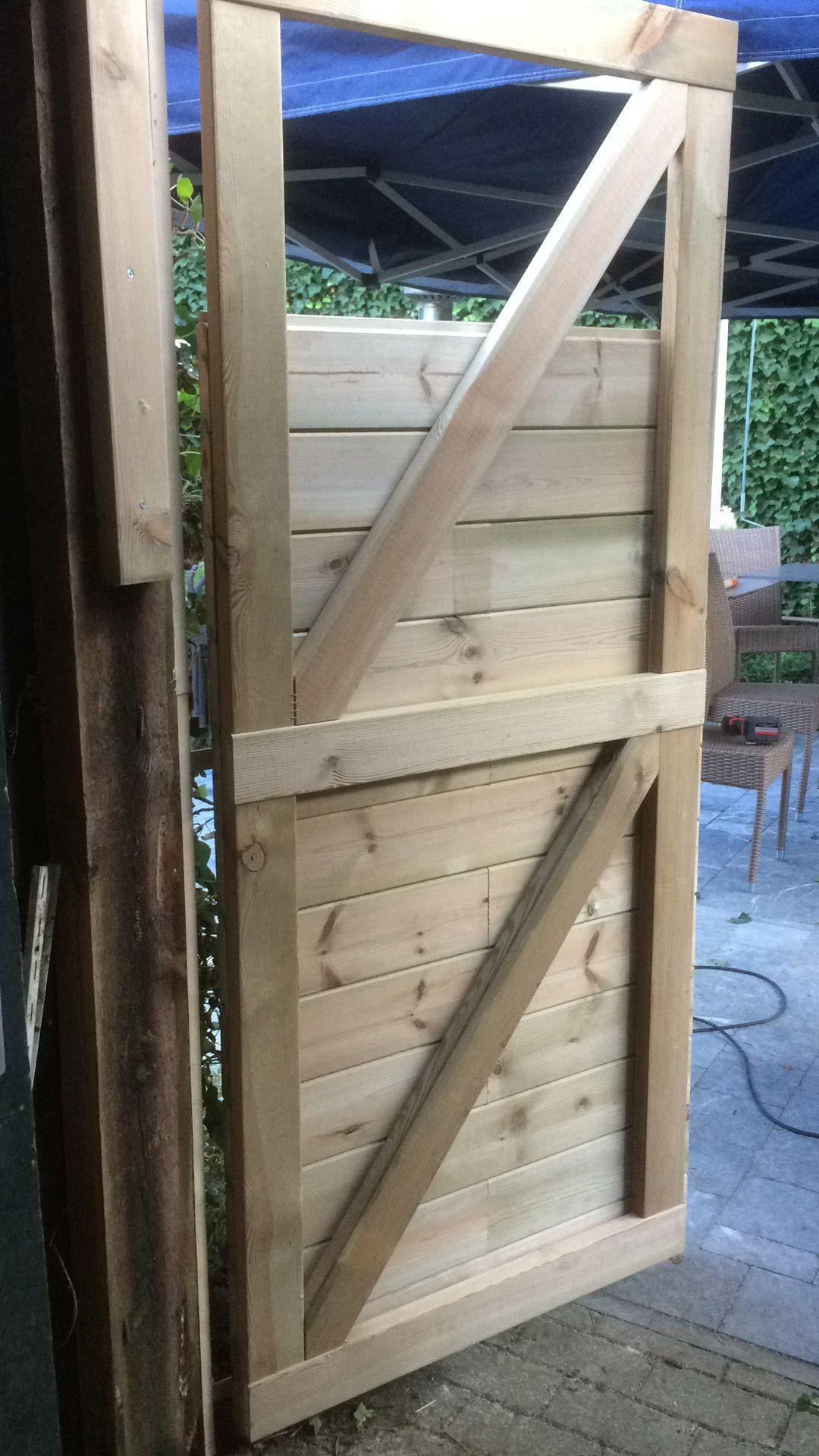 Photo of Migliorata la porta della nostra casa giardino #diy – La porta della nostra casa giardino …