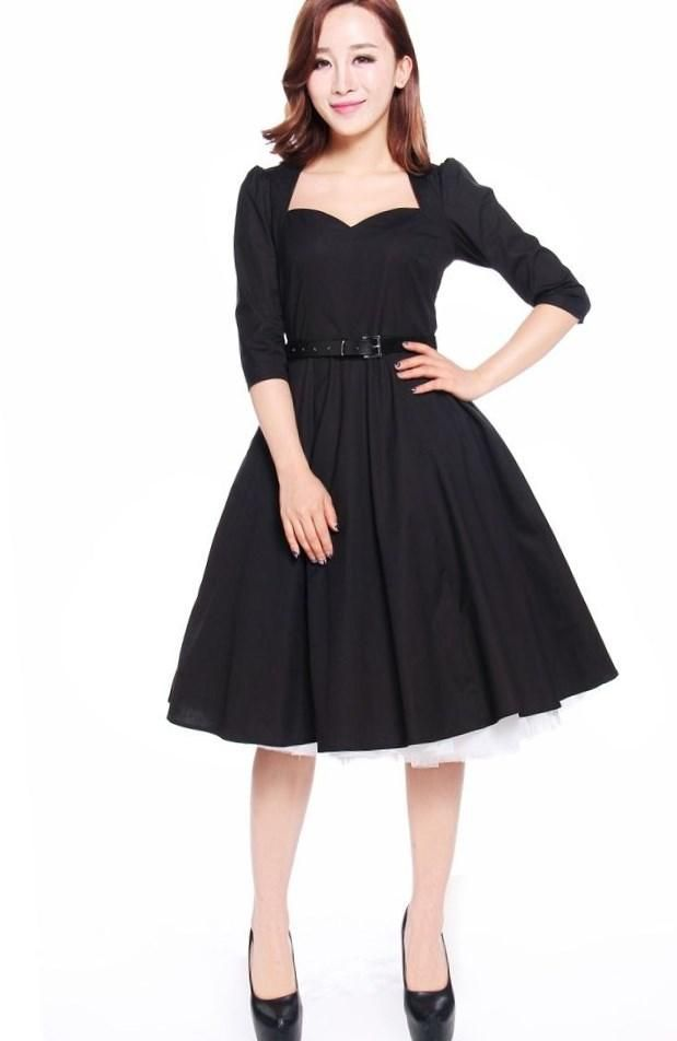 Spin Doctor Plus Size Gothic Black Lace Buckle Henrietta Skirt ...