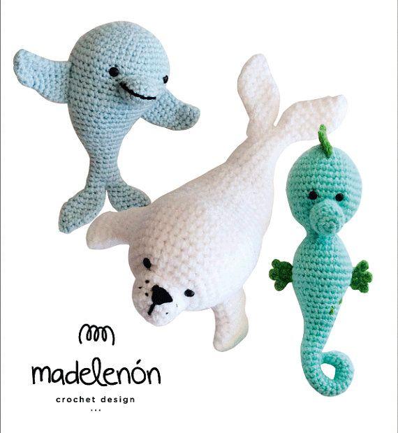 Madelenón patrón de crochet PDF \