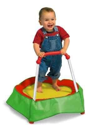 HopTrampoline Toddler Children Activities Swing Set Playset Outdoor indoor play