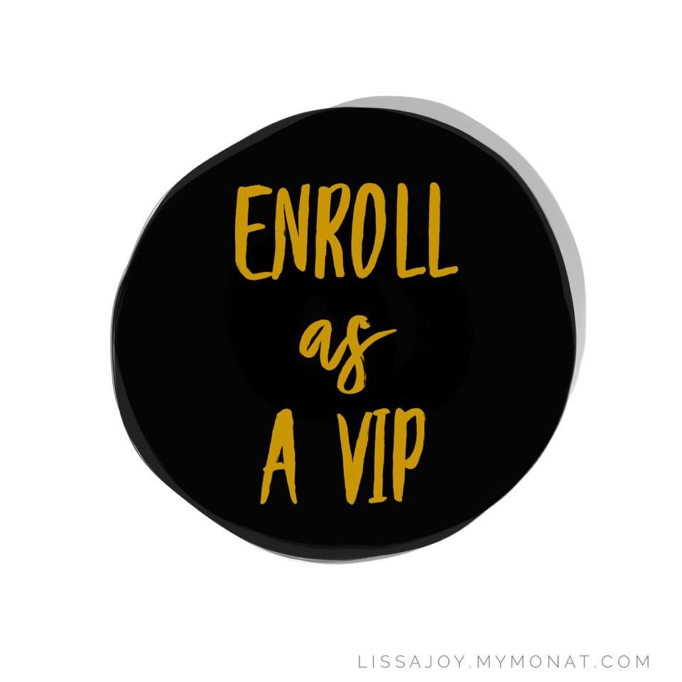 Why should you enroll as a vip with monat freebies with