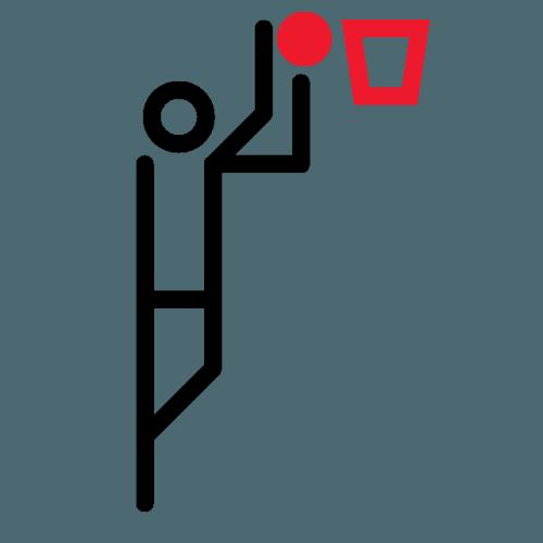 Dark Side Of Typography Pictogram Typography Monogram Logo