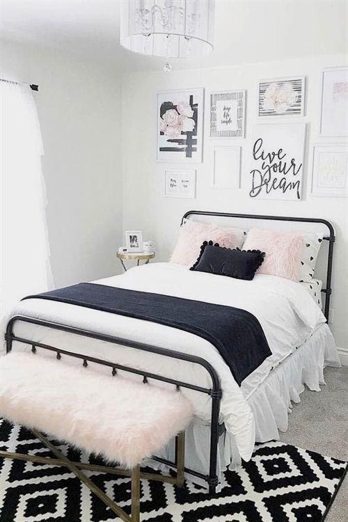 Photo of Suchen Sie nach Ideen für Teenager-Schlafzimmer für Mädchen? Denken Sie zunä…