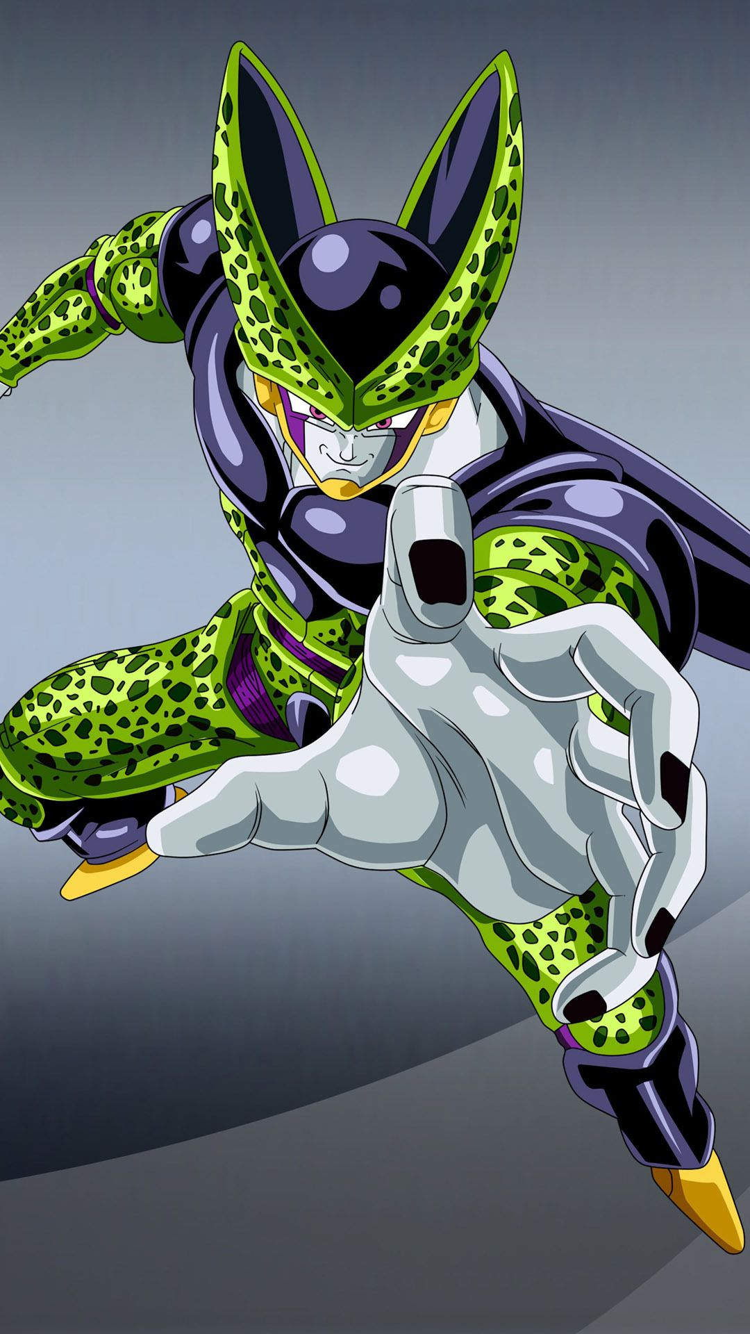 Cell dragon ball gt mobile wallpaper 12292 nothin but wallpaper pinterest dragon ball gt - Dragon ball z baby cell ...
