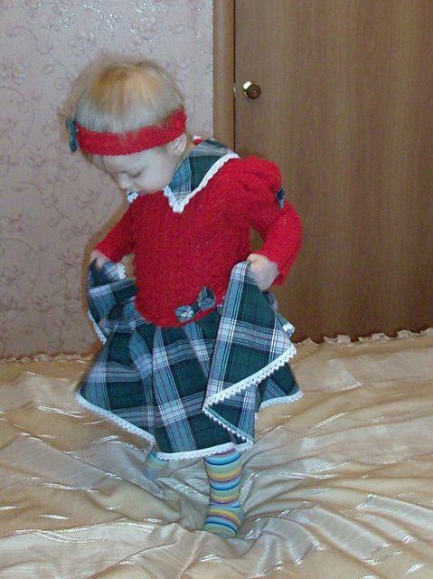 Ravelry: Larisaisk's dress Little Lady