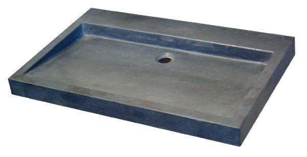 Blusani basalt stone wastafel 70 cm bb302102 zelf doen pinterest