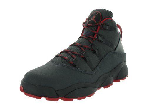 fc0f63a088ae0 Nike Air Jordan Winterized 6 Rings Black Rustic Mens Shoes 414845 ...