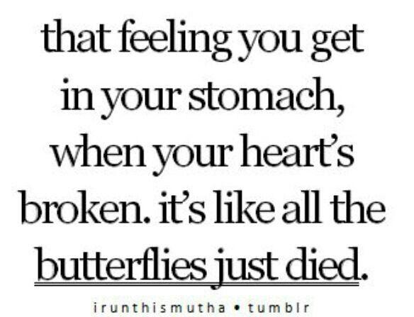 Heart Broken Up Quotes Break Up Quotes Heartbroken Quotes