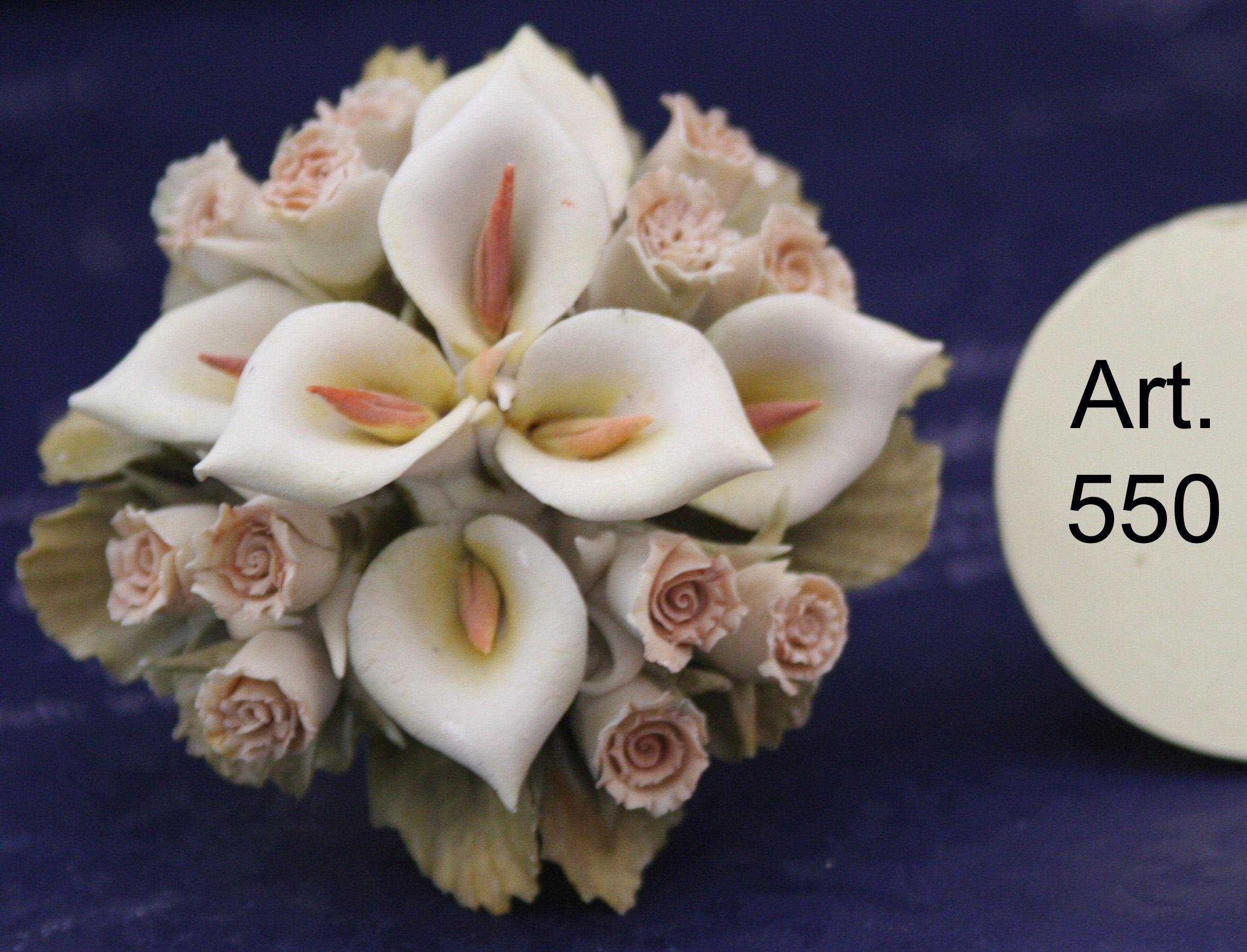 Flowers Favors   Italian Wedding Favors in Capodimonte ...