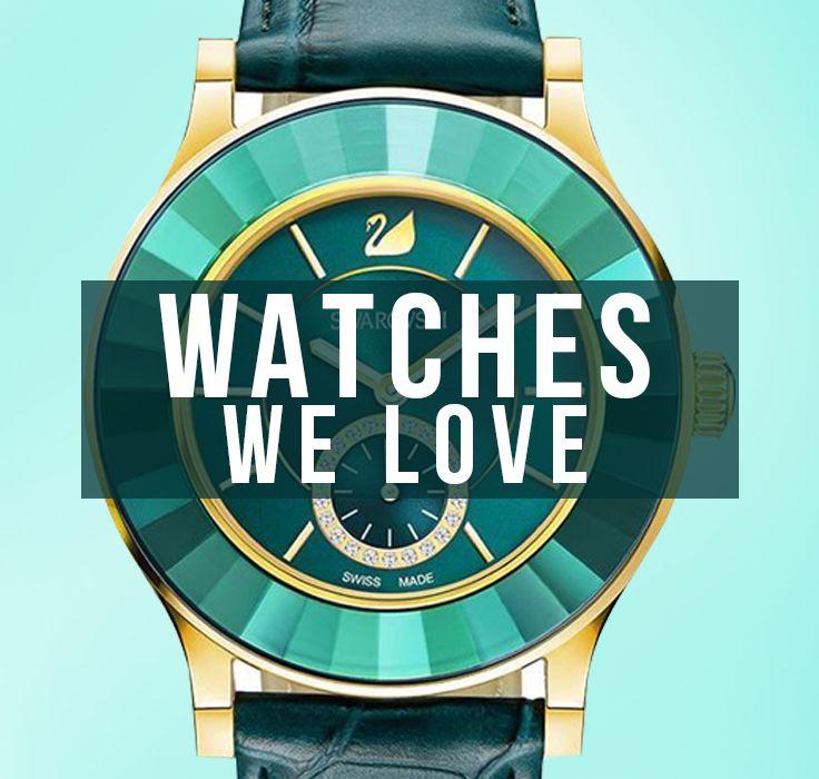 Swarovski Octea Classica Emerald Rose Gold Tone Watch Green Rose gold  plated. Showing a breathtaking combination of emerald green and rose gold  tones bb71ad8a2e1