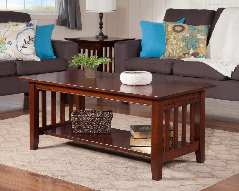 Mission Coffee Table In 2020 Furniture Atlantic Furniture