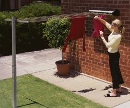 Hills Extenda 6 Retractable Clothesline This Website Has Lots Of Options For Indoor And Outdoor Clotheslines