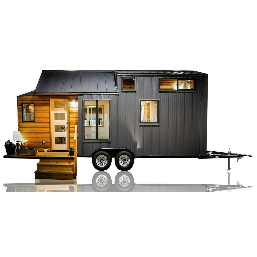 Modern Smallhouse Home: Park Me! #mytinyhomeco #construction #quality #park