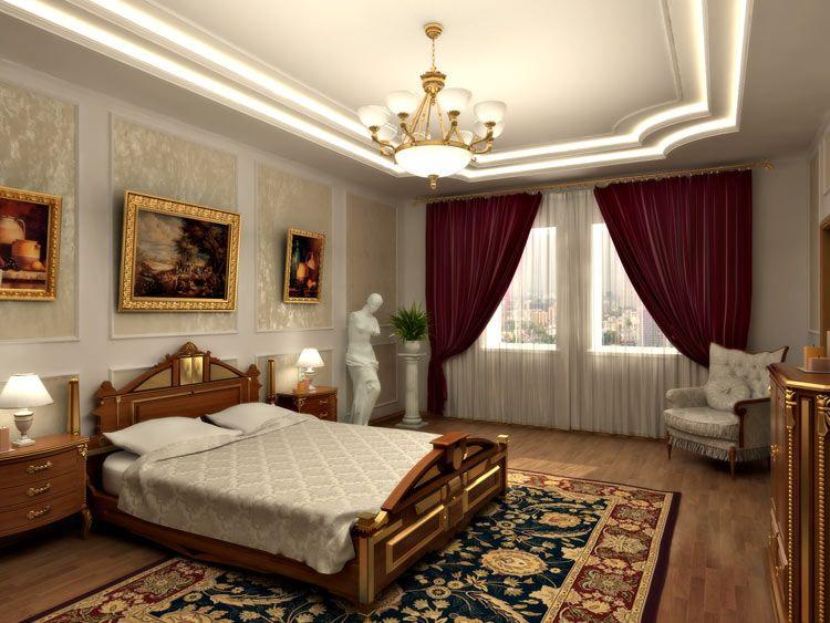 Classic Style Luxusschlafzimmer Schlafzimmer Einrichten Und Schlafzimmer Design