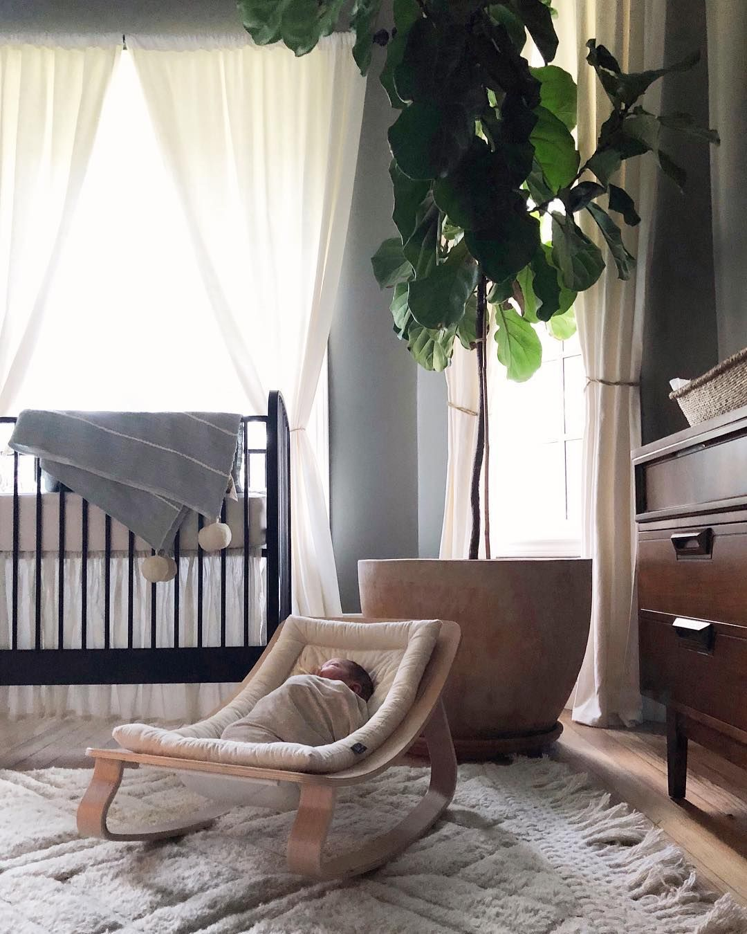 Joanna Gaines Just Shared The First Picture Of Baby Crew S Nursery