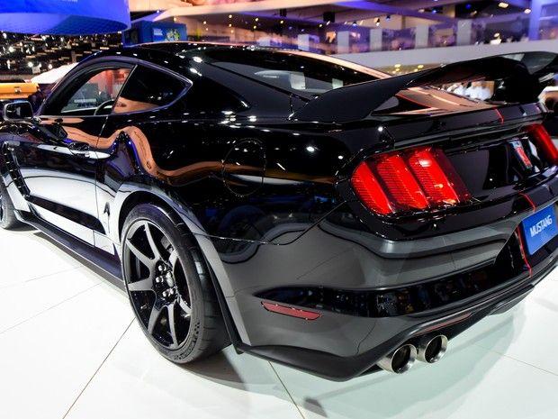 Ford Anunciou Que Vendera O Muscle Car Mas So Em 2018