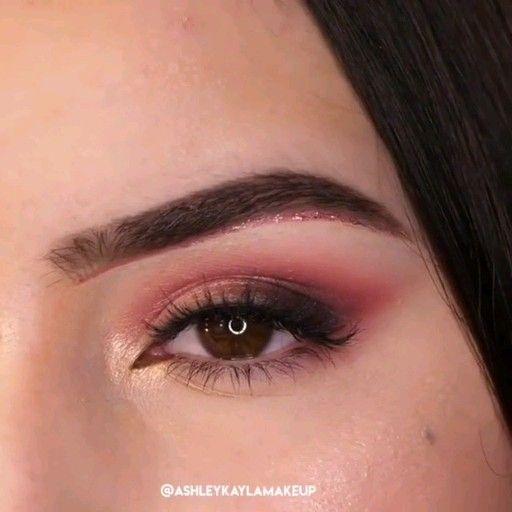 Photo of Eye makeup👁👌💗