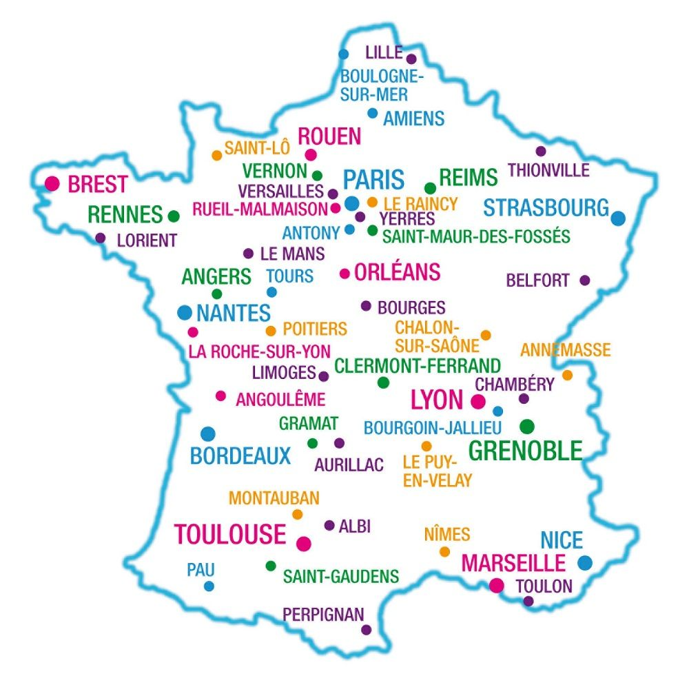 Lyon transport map Maps Pinterest Lyon France and Voyage