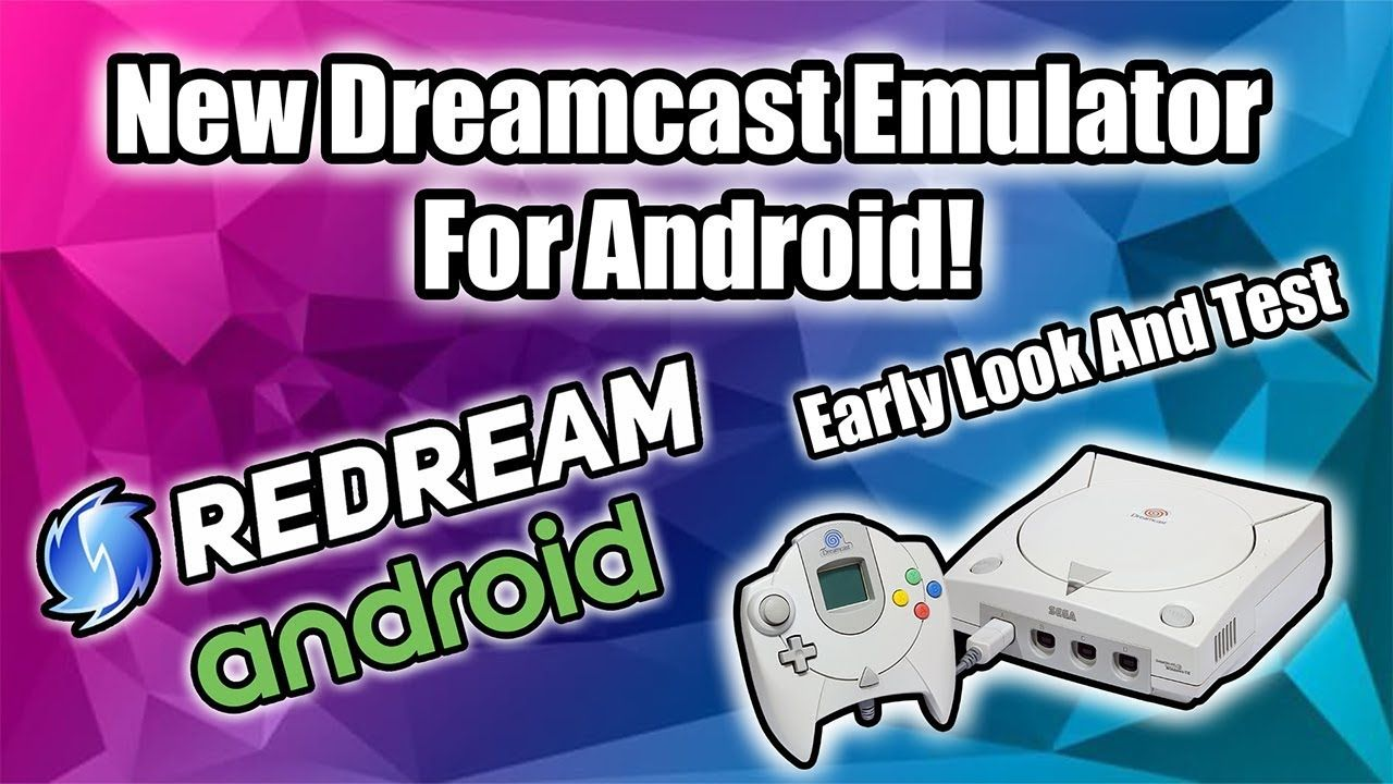 REDREAM For Android Early Look and Nvidia Shield Test - New