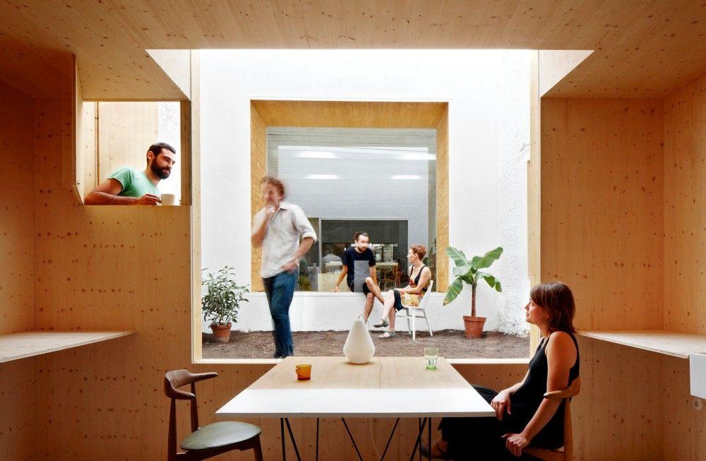 Collaboration space: MAIO Studio / MAIO
