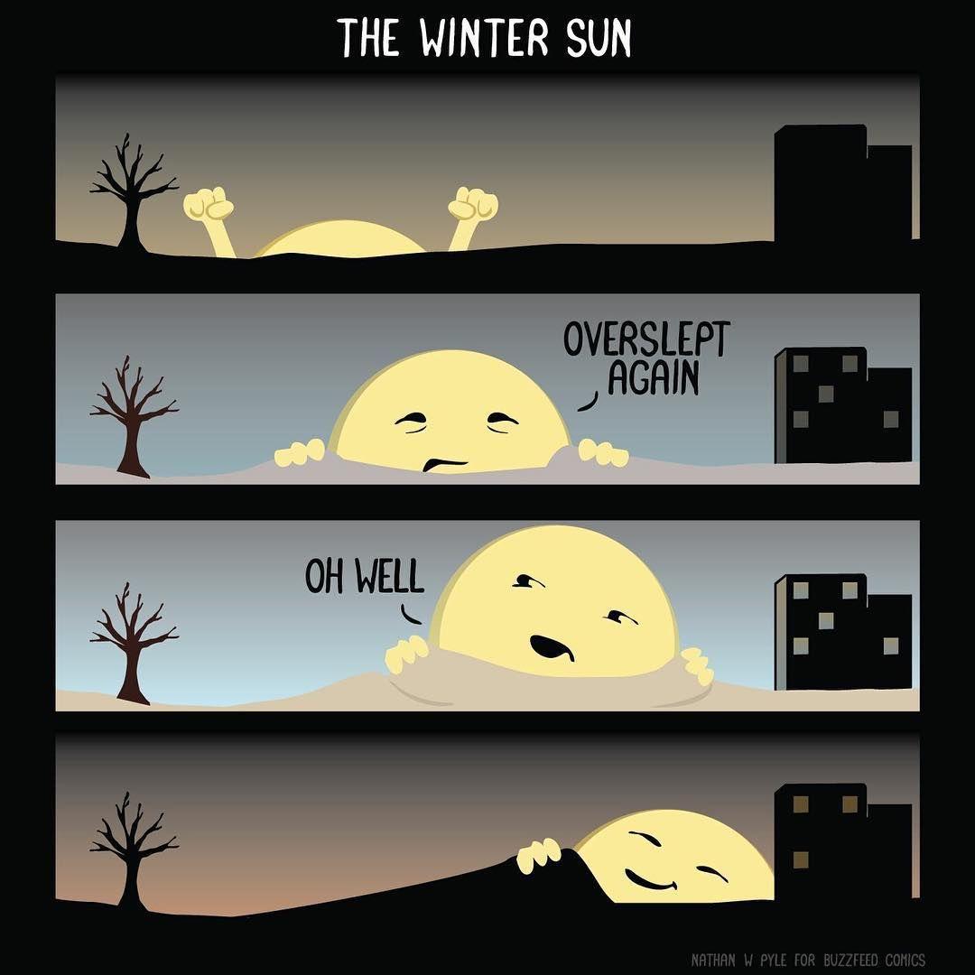 Me too, Sun...