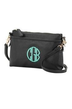 Clutch/Crossbody bag from Trendy Image Boutique And Monogramming