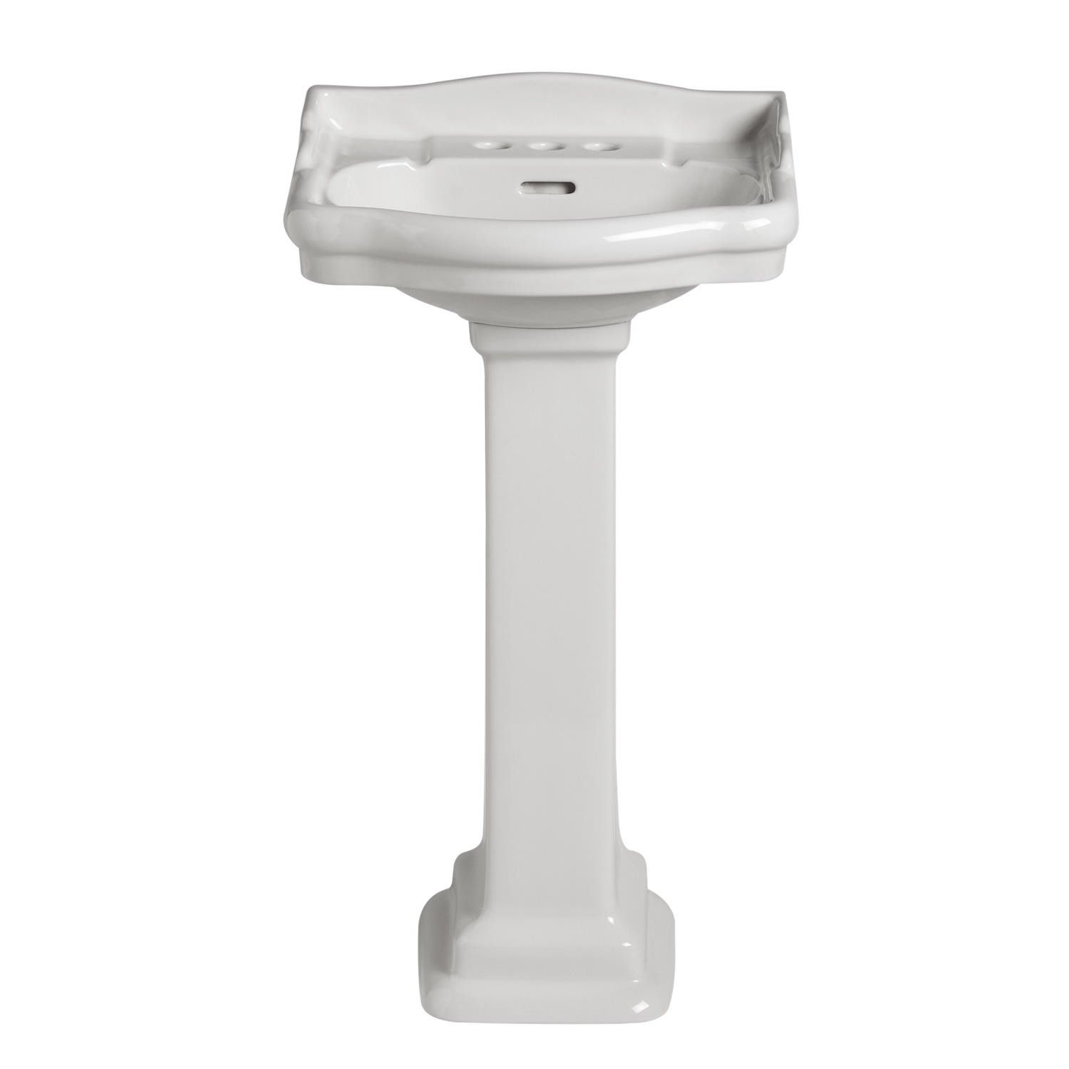 mini pedestal sink. Bathroom Pedestal Sinks | Home / Stanford Mini Sink