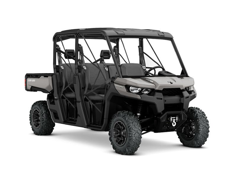 New 2017 Can Am Defender Max Xt Hd10 Atvs For In Michigan