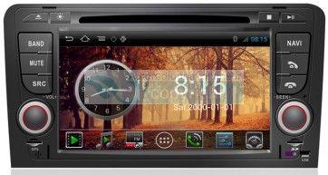 Autoradio Audi A3 Android 4 0 - Autoradio GPS 2 Din DVD