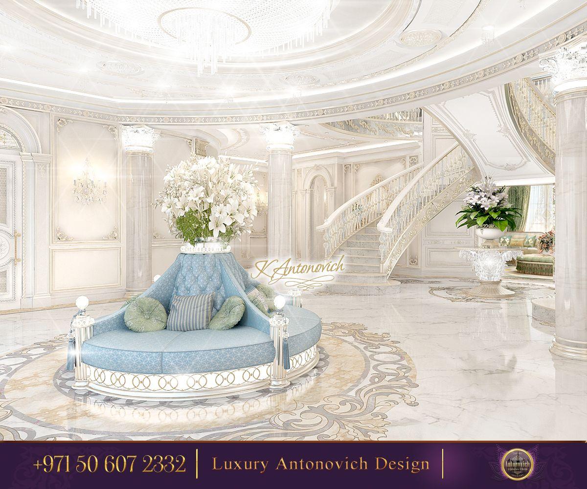 Brilliant Hall Design Idea Luxury Antonovich Design Represents The Best Solutions For Yo Interior Design Gallery Luxury Exterior Design Design Your Dream House