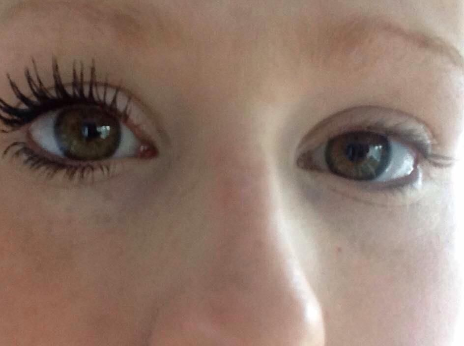 #lashes #beauty Lengthening Mascara, does was it is says! www.healthwealthvitality.myforever.biz/store
