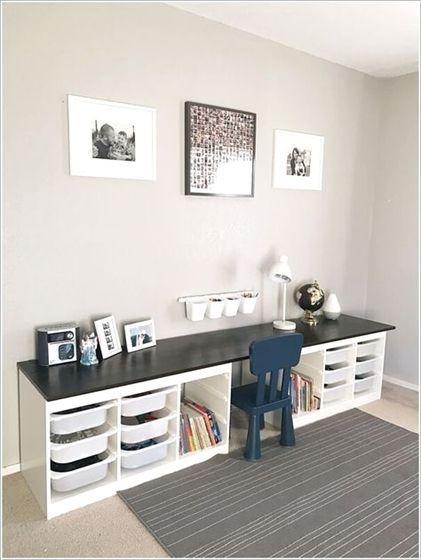 Photo of 15 wonderful IKEA hacks for your children's room #ChildRoom – kinderzimmerideen4.tk   Nursery ideas