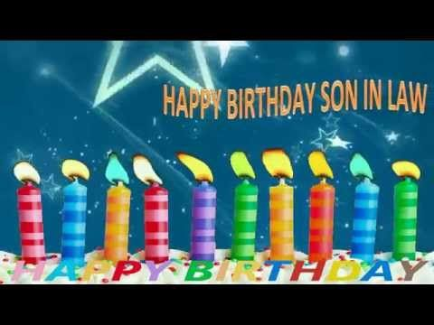Happy Birthday Birthday Wishes For Son Happy Birthday Son Birthday Brother In Law