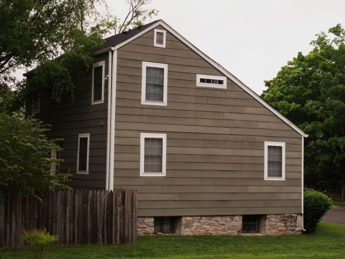 двухскатные дома фото