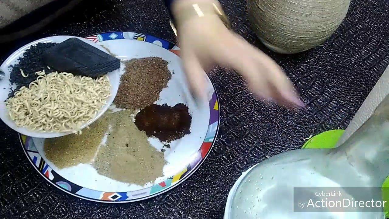 طريقة صنع الصابون المغربي بالطريقة التونسية Youtube Desserts Pudding Food