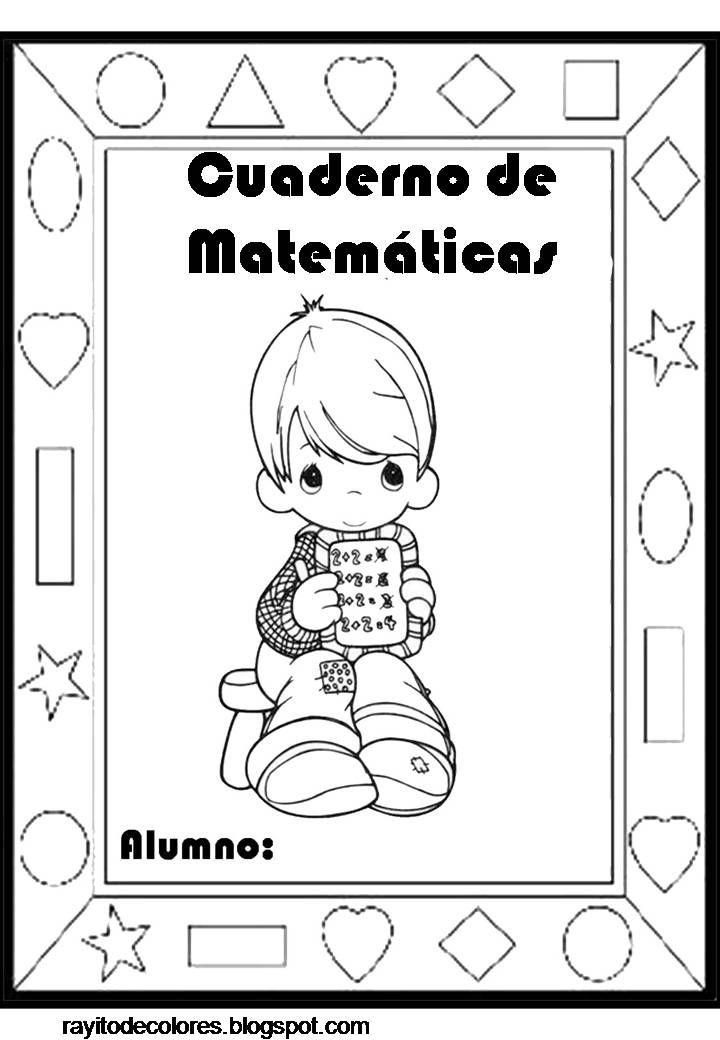 Portadas Para Cuadernos Infantiles Caratulas Para Cuadernos