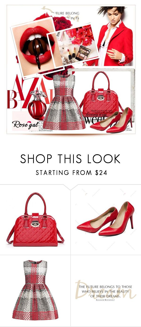 """""""Rosegal *23"""" by albinnaflower ❤ liked on Polyvore featuring WALL"""