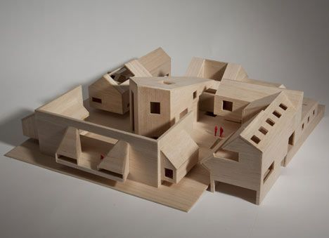 Movie: tour of Architecture at Show RCA 2012 with Alex de Rijke