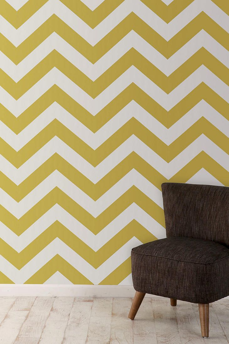Peel and stick temporary wall paper! Perfect for renting so you can ...