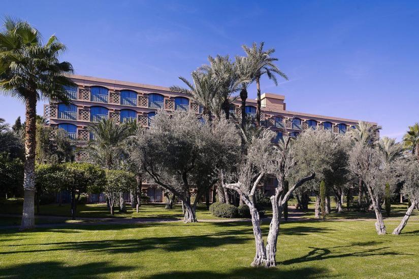 Le Meridien Nfis Le Meridien Nfisavenue Mohammed Vimarrakech Marrakech Tensift Al Haouz Morocco 40000 Marrakech Hotel Hotel Outdoor Pool